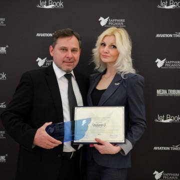 Sapphire Pegasus Business Aviation Awards 2015