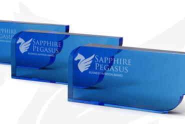 V Praze se udílely ceny Sapphire Pegasus