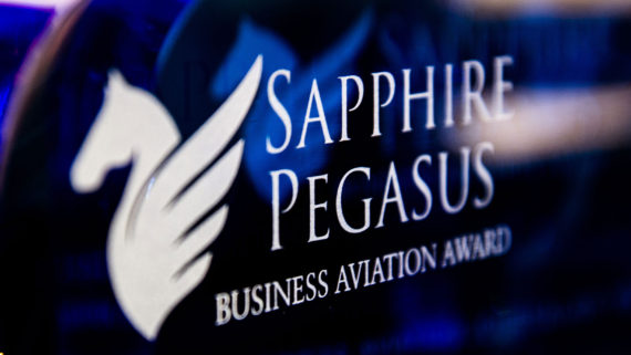 Sapphire Pegasus Award will be introduced to the Caribbean in St.Maarten