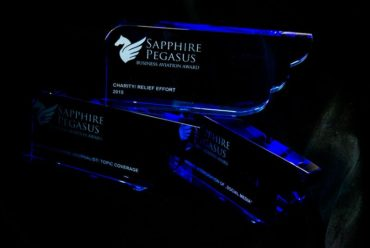 The Sapphire Pegasus Awards are ready to shine in 2017 – The Call for Nominations has begun