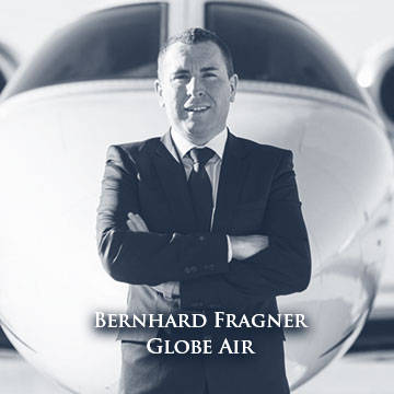 Bernhard Fragner - Globe Air