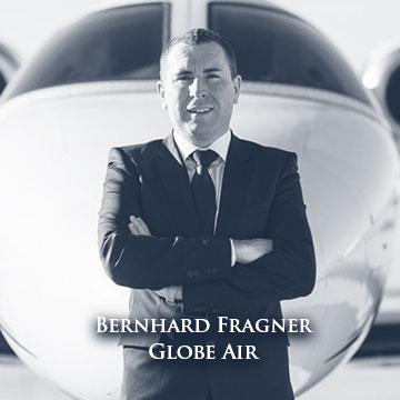 Bernhard Fragner - Globe Air