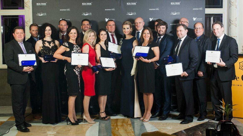 Sapphire Pegasus Awards honouring the elite of business aviation