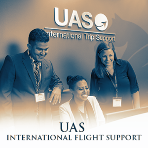 UAS International Flight Support
