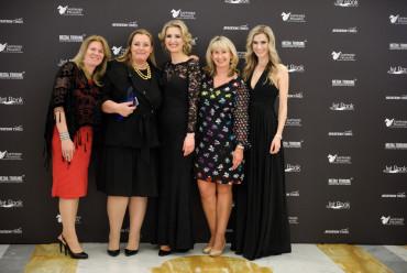 Dagmar Grossmann Honoured at the Sapphire Pegasus Awards