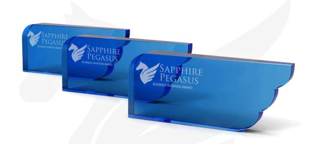 Sapphire Pegasus Business Aviation Awards