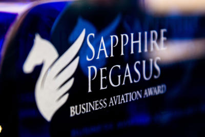 Sapphire Pegasus Business Aviation Awards 2015