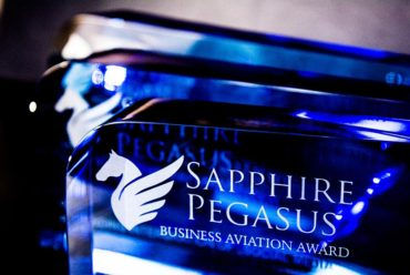 Sapphire Pegasus  Business Aviation Awards 2016