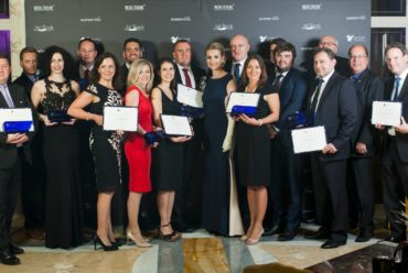 Sapphire Pegasus Awards honouring the elite of business aviation